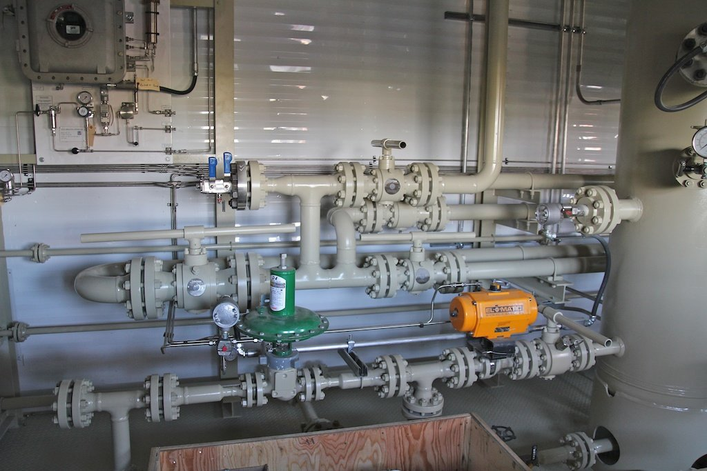 Fuel Gas Conditioning Skid