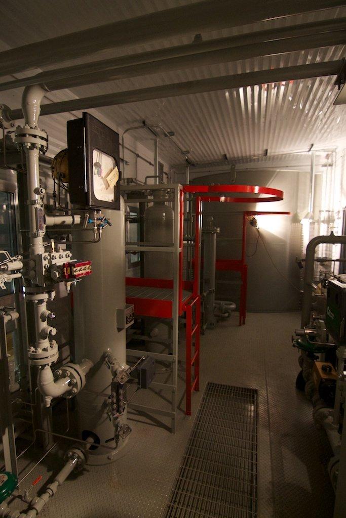 Fuel Gas Conditioning Skid