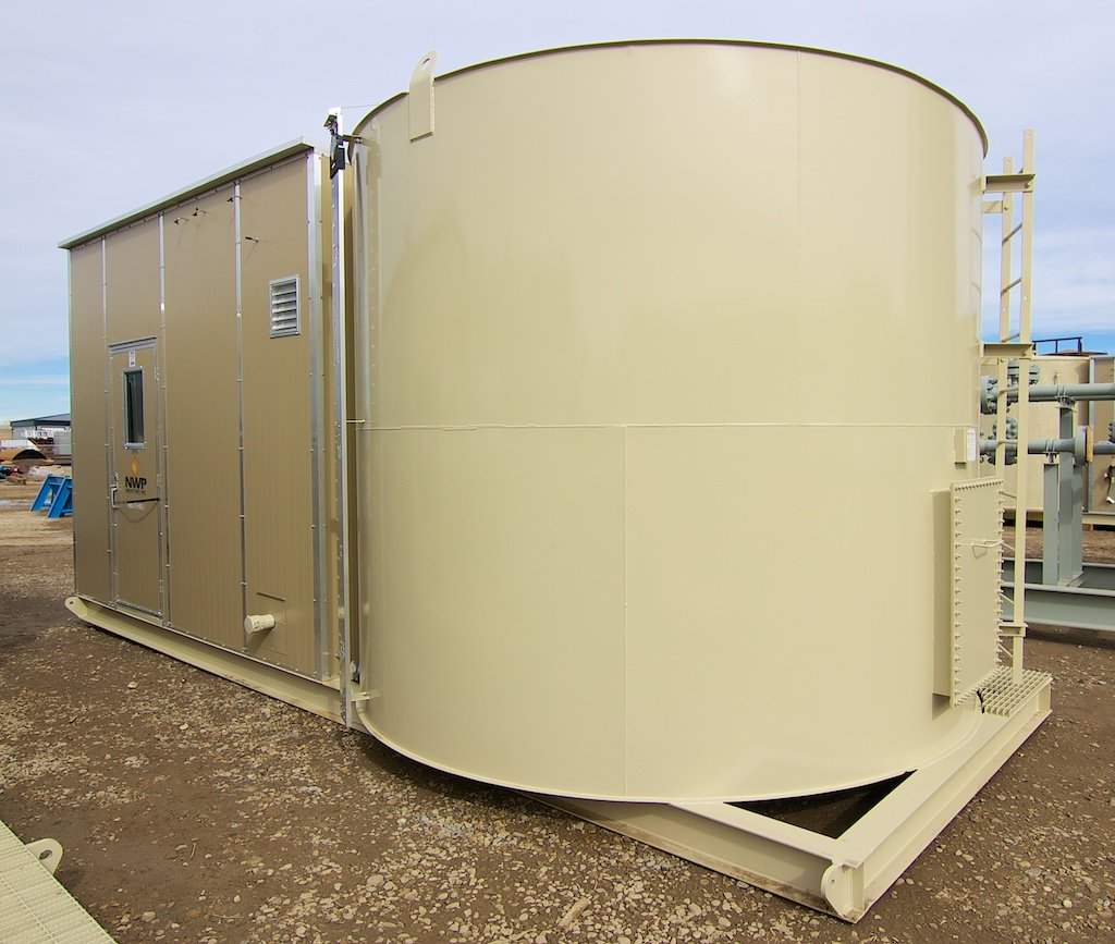 """24"""" Tank Separator Combo Package"""