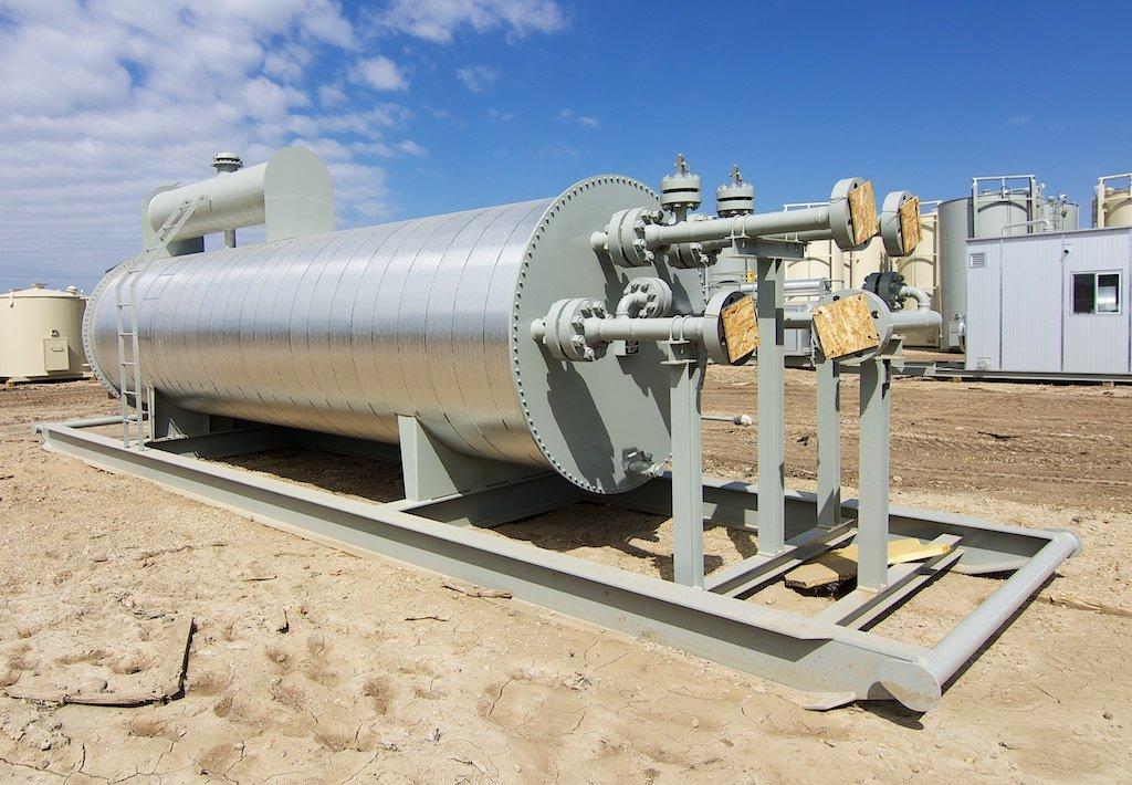 3MM BTU Lineheater Sour