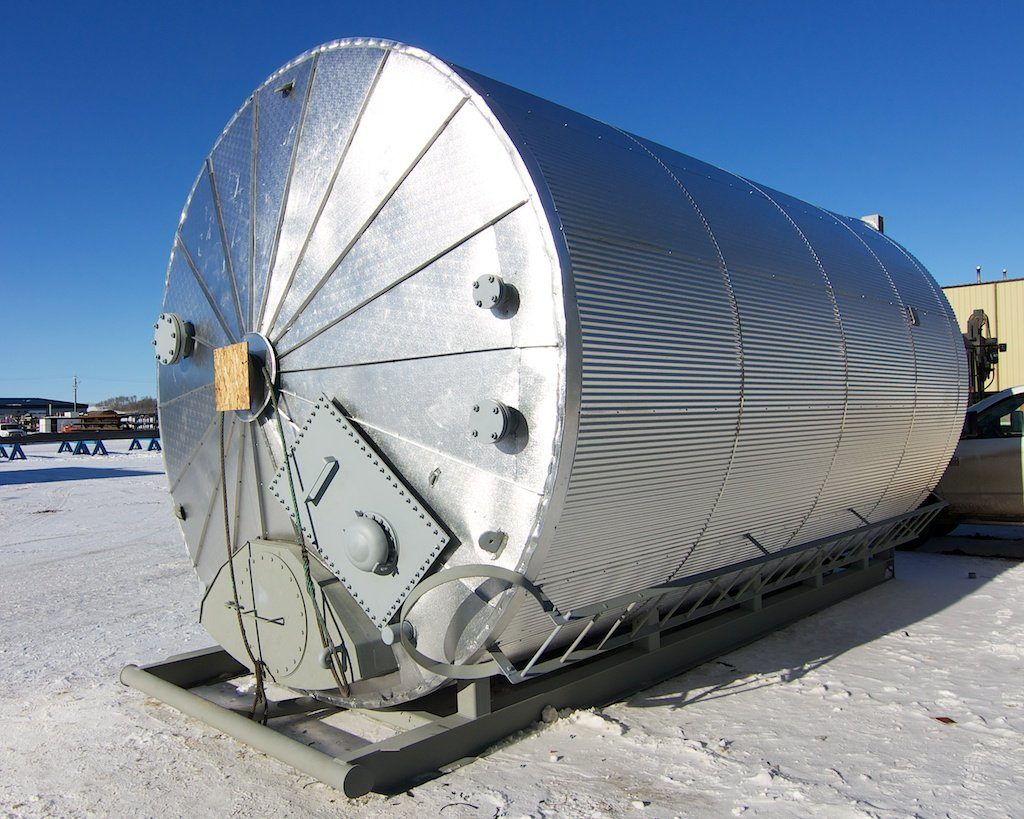 400BBL DuoVault Tank