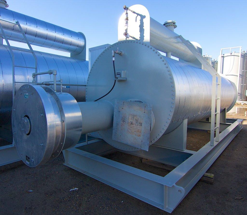 2.0 MM BTU Lineheater
