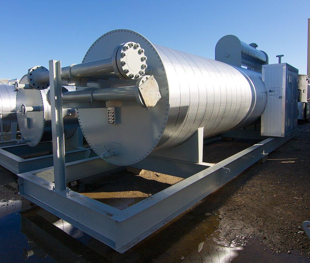 2.5 MM BTU Lineheater