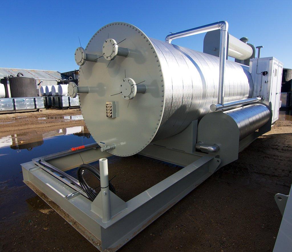 3MM BTU Lineheater