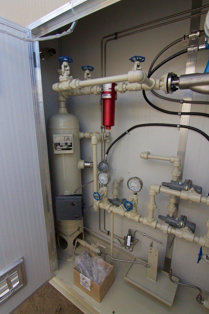 Fuel Gas Skid