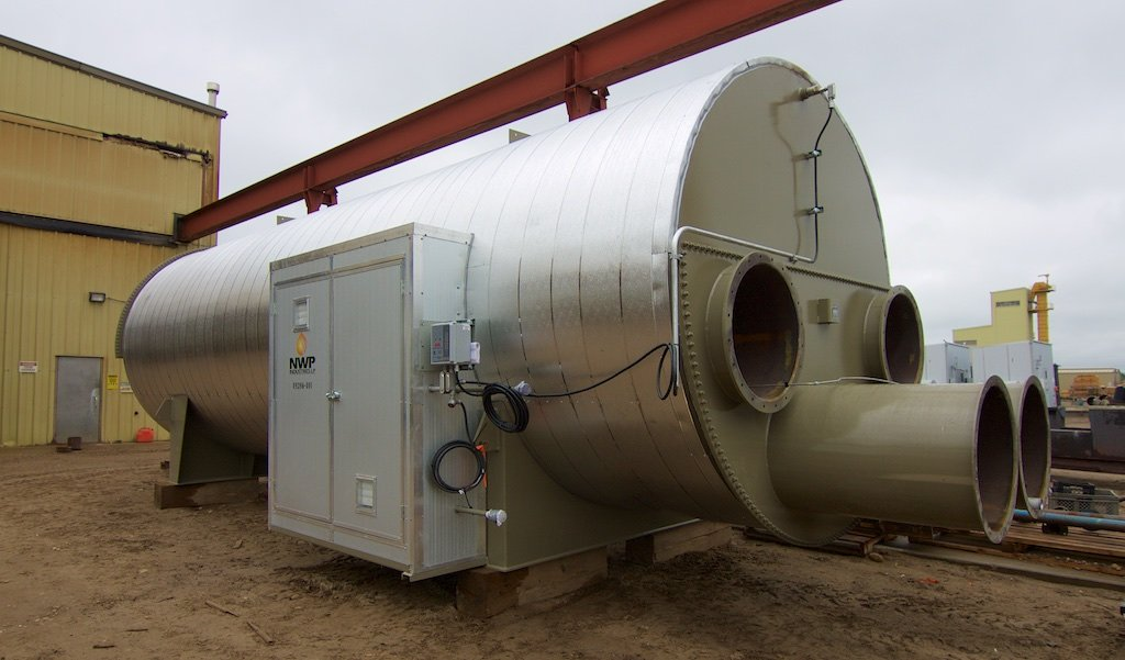 10 mmbtu/hr Lineheater